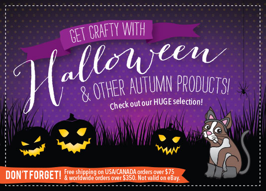 Halloween & Other Autumn Products