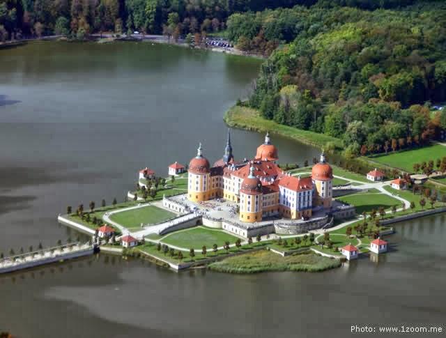 MORITZBURG CASTLE - MORITZBURG, STATE OF SAXONY, DRESDEN, GERMANY