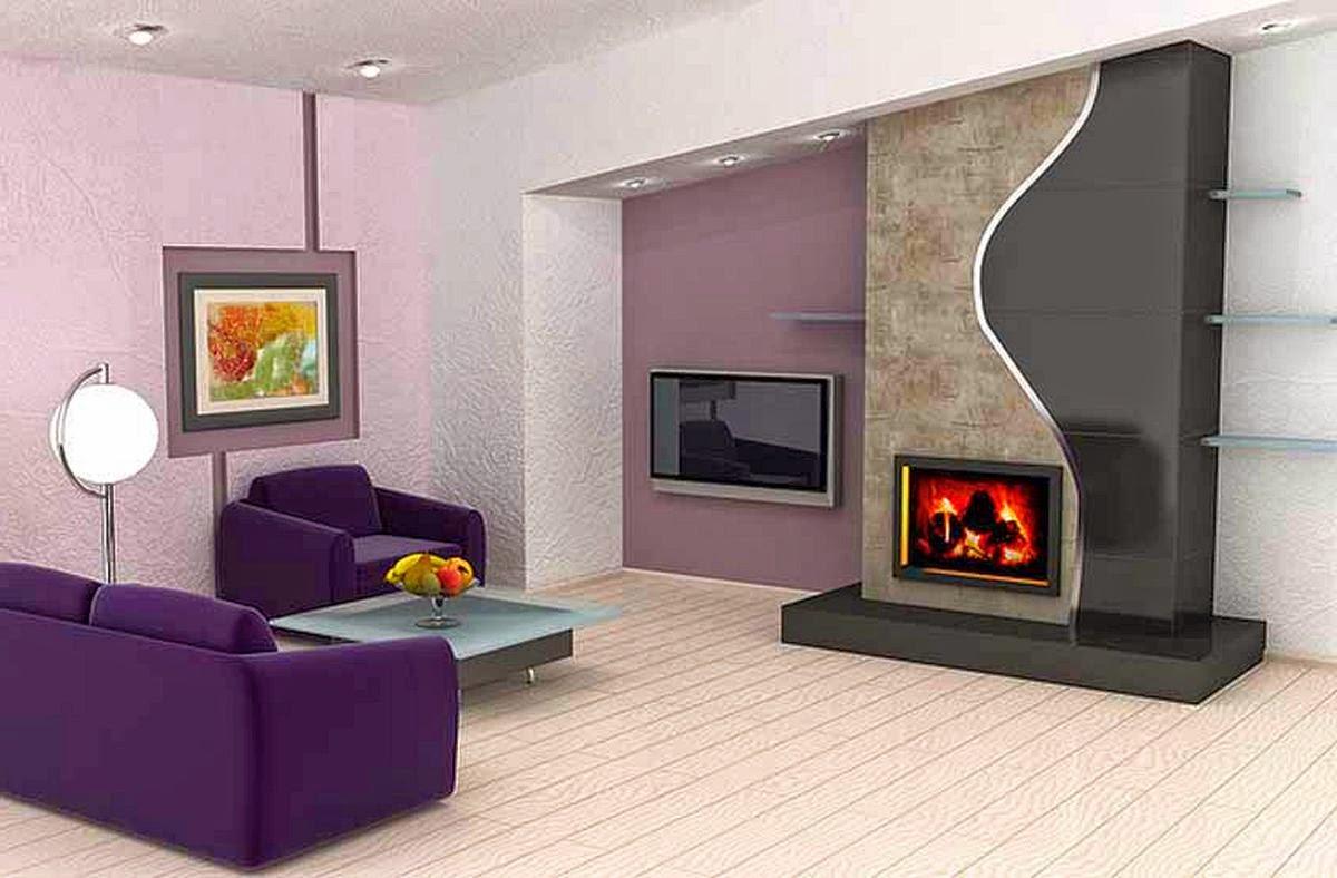 Interior Home Design Living Room