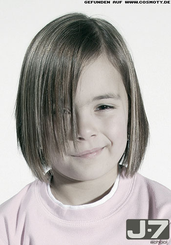 Frisuren für Mädchen - (Part 1)