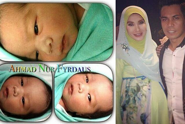 Lisdawati Selamat Lahirkan Ahmad Nur Fyrdaus