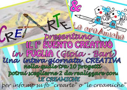Le creAmiche in Puglia