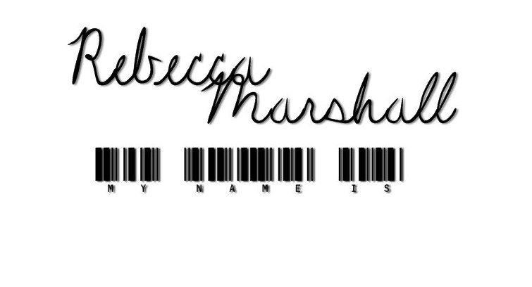 My name is Rebecca Marshall.