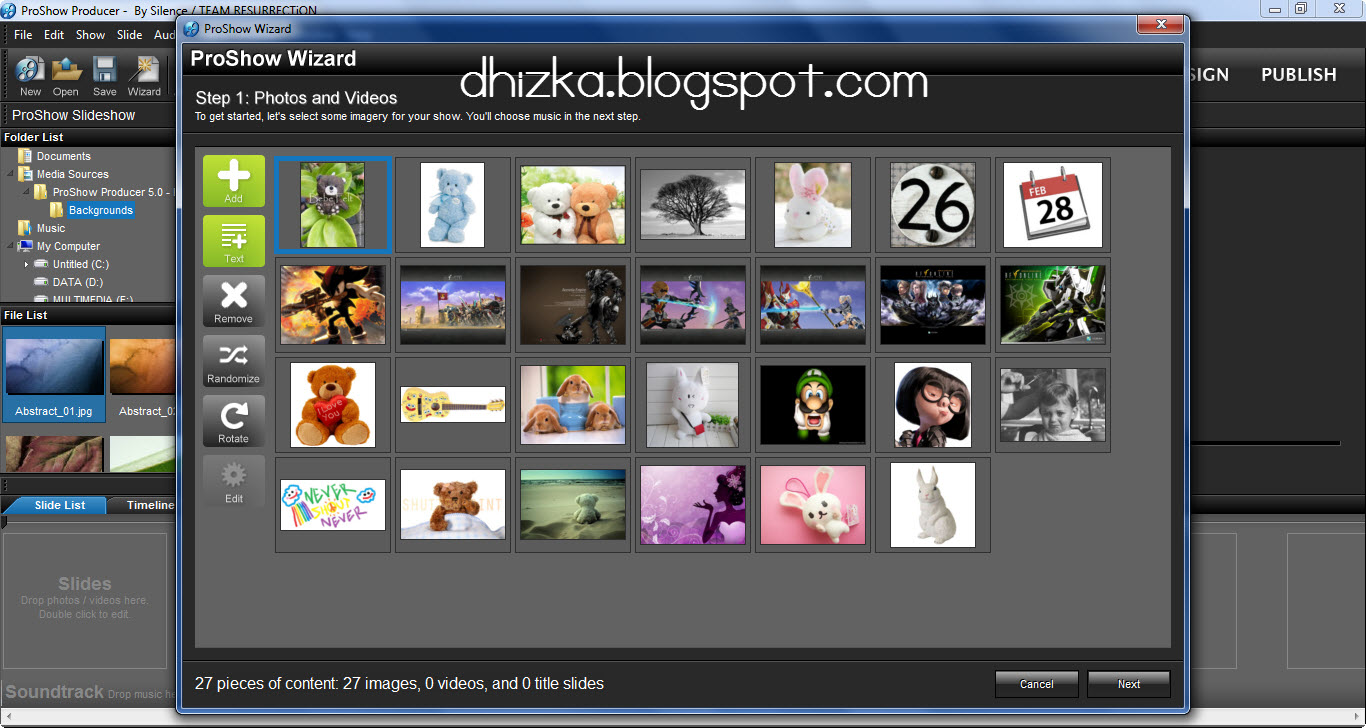 Photodex proshow producer 5.0.3222 patch res