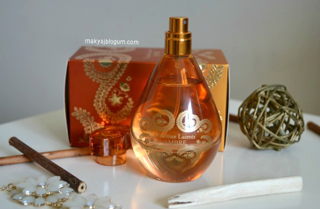 Avon Parfumleri Christian Lacroix Ambre Makyaj Blogum Makyaj Ve