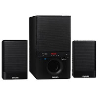 Buy Philips MMS4000R/94 Laptop/Desktop Speaker at Rs 3690 Via Flipkart :buytoearn