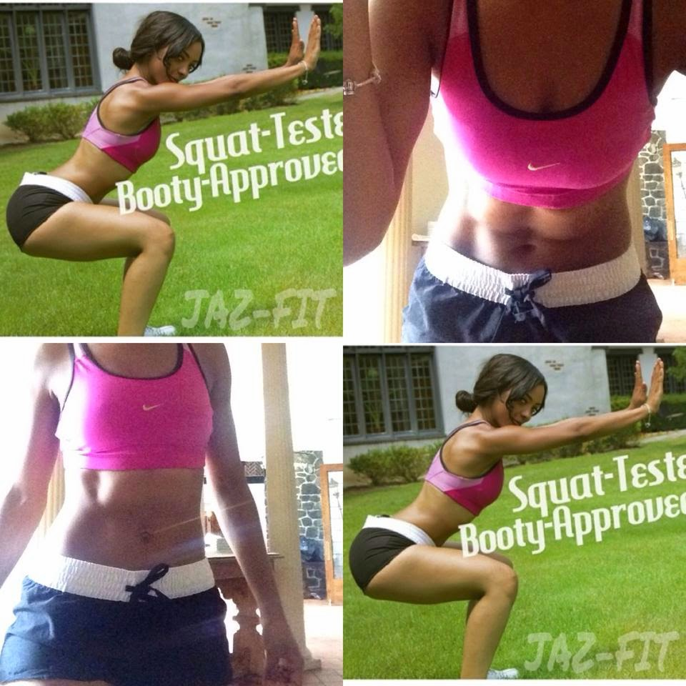 #JAZFIT: Ladies, join JAZFIT AND GET GREAT RESULTS WITHIN 1 MONTH!