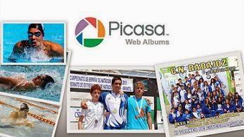Nuestro álbum de fotografías en Picasa.