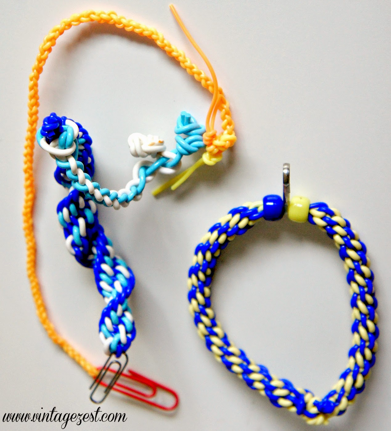 Craft Rewind: Lanyards on Diane's Vintage Zest!