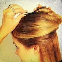 lauren conrad vintage hair