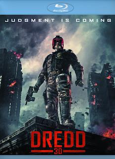 Carátula Dredd película HD 1080p 3D SBS latino 2012