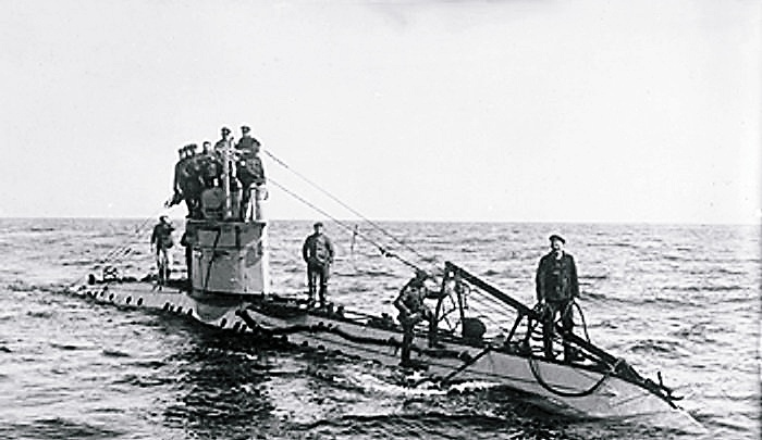история советские подводные лодки второй мировой войны