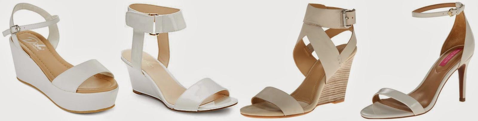 Diba London Wales Quarter Strap Wedge Sandals $34.99 (regular $50.00)  Nine West Riley Ankle Strap Wedge Sandals $39.99 (regular $79.00)  Calvin Klein Maisi Wedge Sandal $58.99 (regular $99.00)  Isaac Mizrahi New York Ispopular Dress Sandal $97.50 (regular $130.00)