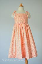 Free Sundress Sewing Pattern