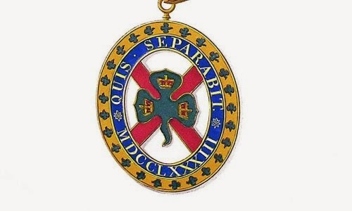The order of st patrick the court jeweller the order of st patrick aloadofball Choice Image
