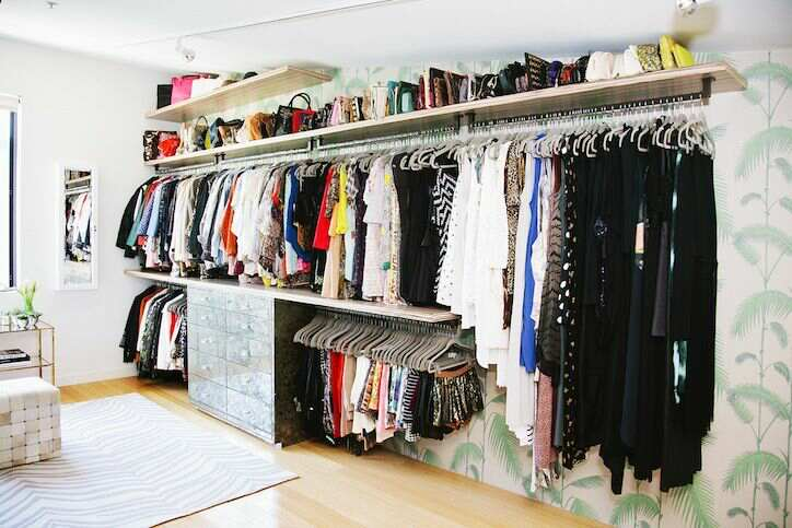 My First Little Place In Her Closet Whitney Port