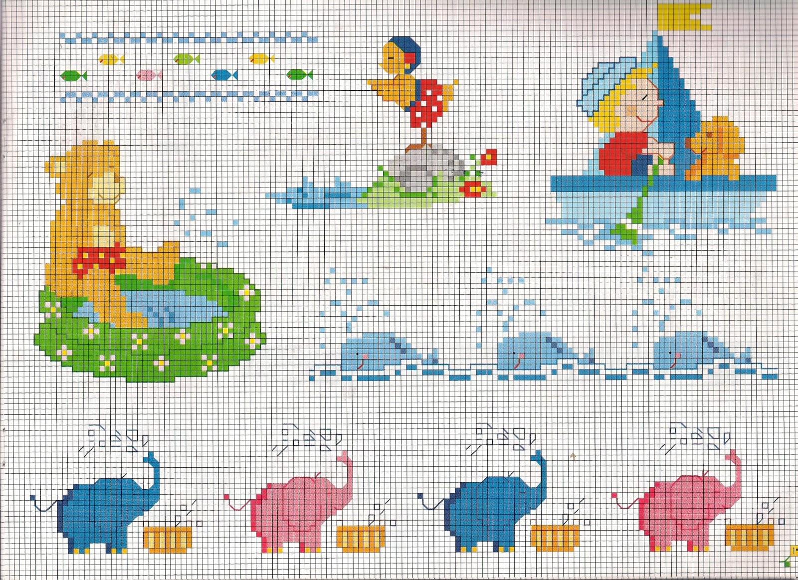 Schemi punto croce da stampare gratis jv96 regardsdefemmes for Schemi punto croce bambini gratis