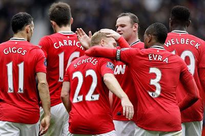 Millonario patrocinador fichó al Manchester United