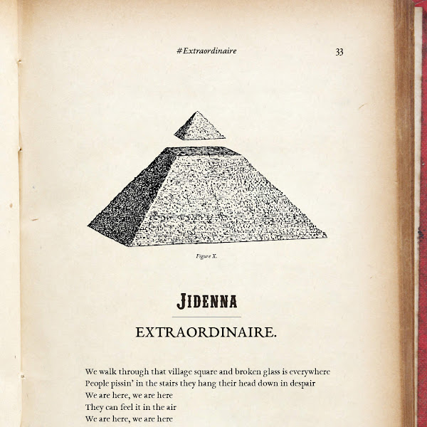 Jidenna - Extraordinaire - Single Cover