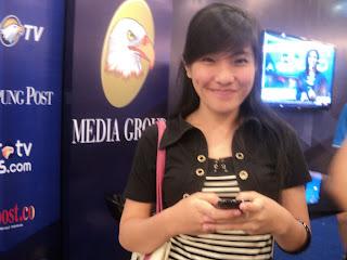 Catatan dari Hari Pers Nasional (9 Februari 2013) Julia Leong