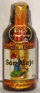 ACEITE RITUAL SAN ALEJO