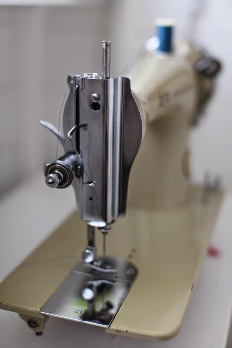 Vintage Alfa Sewing Machine Artemis Russell