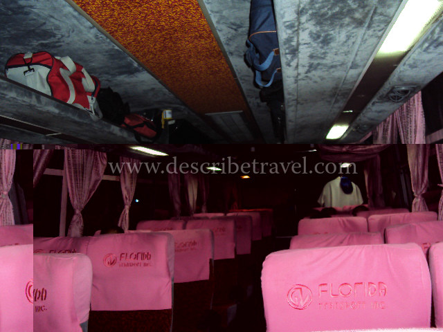 Manila to Laoag Bus Service by GV Florida Bus Transport