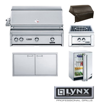 the middle end category starts to get much better in overall quality and will be dominated by a mix of oem imports and north american products - Lynx Grill