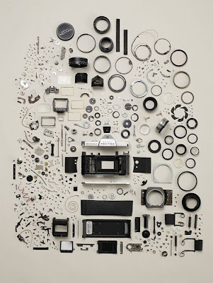 disassembled objects by cool wallpapers