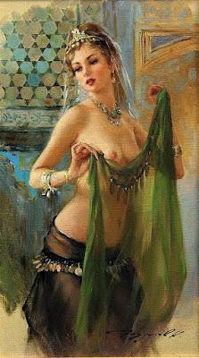 Impresionismo Pintura Mujeres