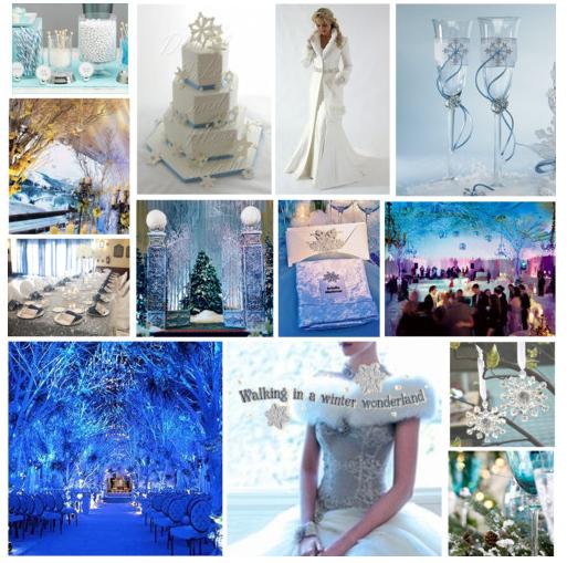 Winter Wonderland Wedding Decorations: Nashville Event Planning: Winter Event Inspiration