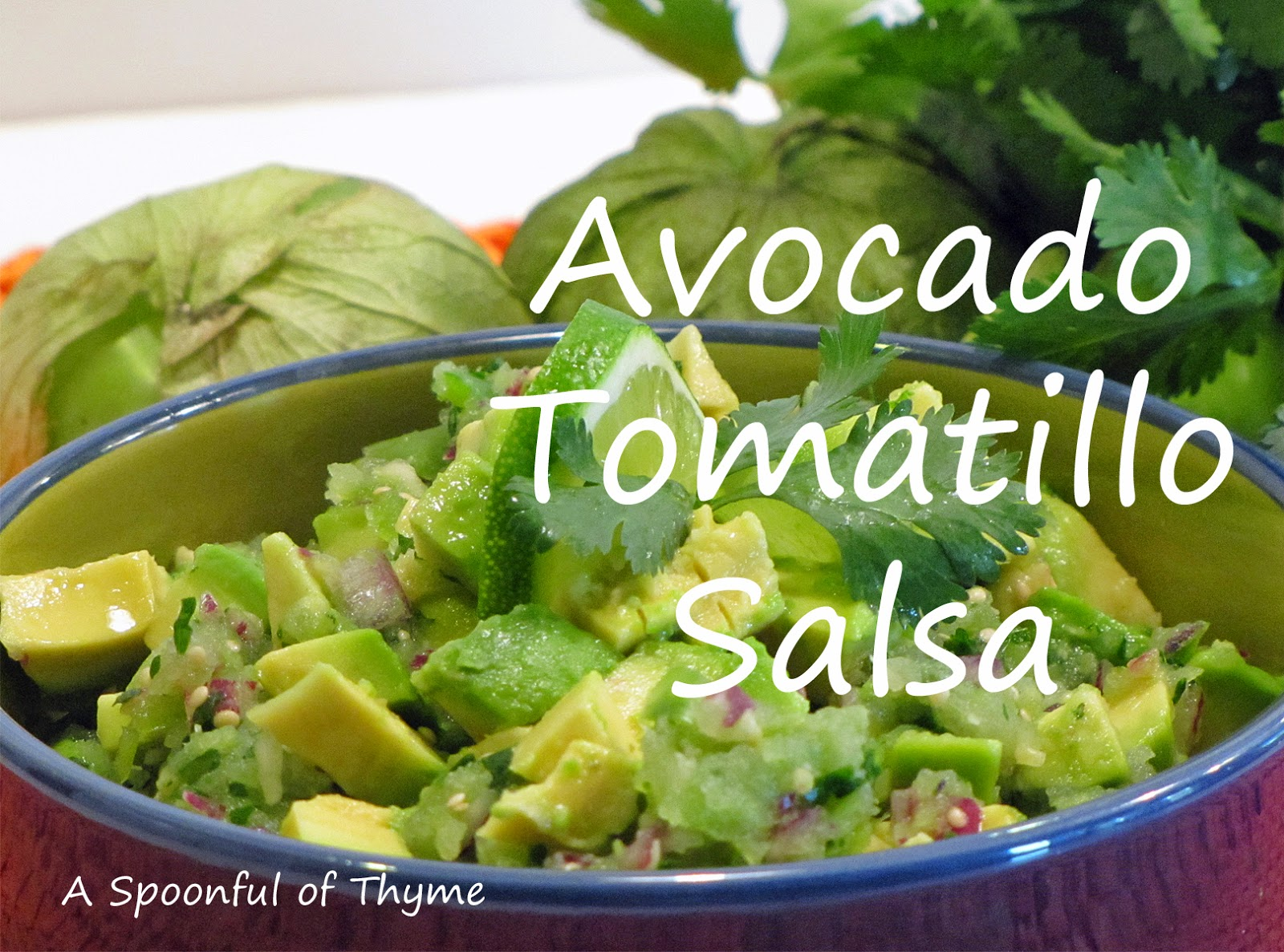 ... avocado salsa grilled pork chops with tomatillo corn and avocado salsa