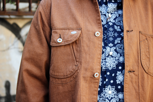 stevensonoverallco soc 14fw fallwinter jacket madeinjapan