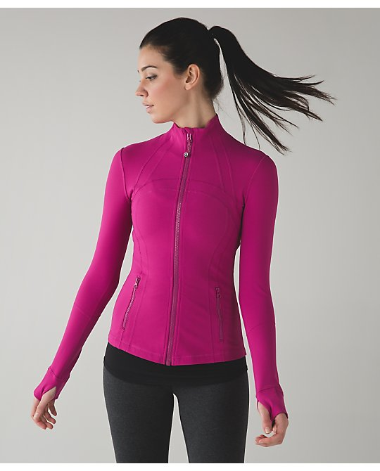lululemon raspberry-define
