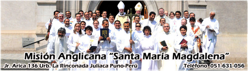 "Misión Anglicana  ""Santa María Magdalena"""