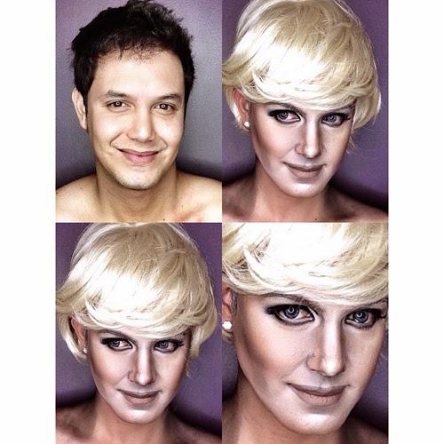Paolo Ballesteros pochoy29 makeup diana
