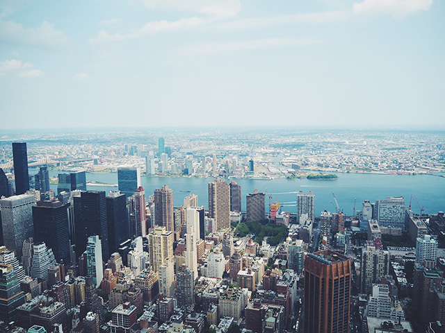 A blog post on the experience at the Empire State Building, New York.