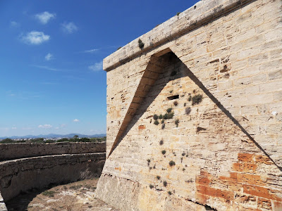 Castell de Sa Punta de n 'Amer, Cala Nona,  Mallorca
