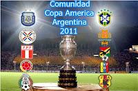 Grupos de la Copa America 2011