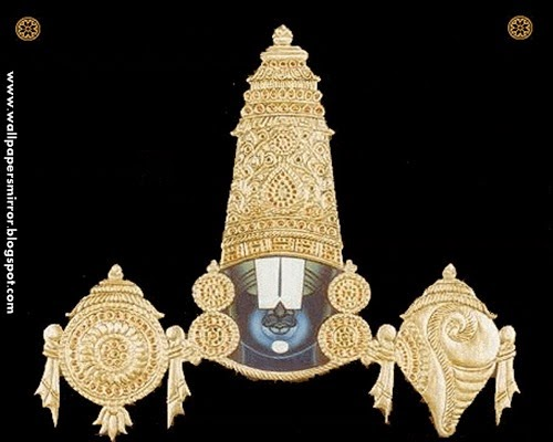 wallpapers of lord venkateswara