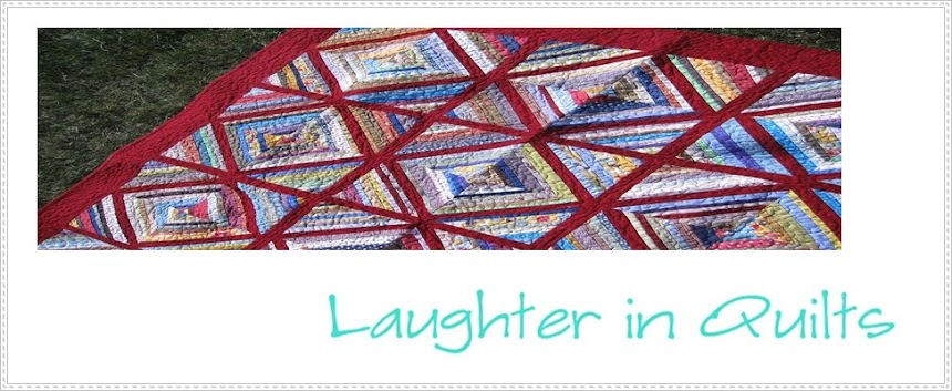 Laughter In Quilts