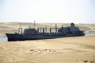 Iranian Kharg Supply Ship@peterpeng210.blogspot.com