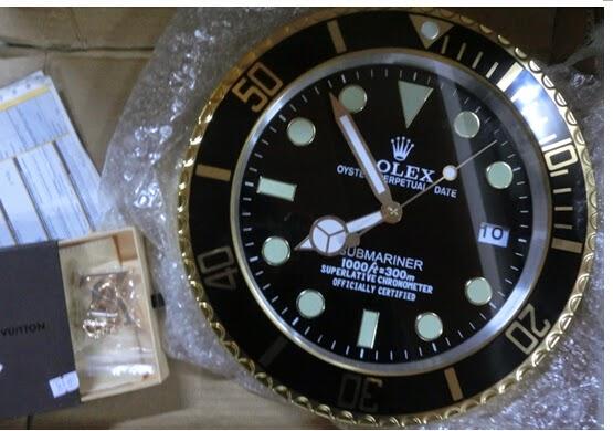 Hottest sale Calvin Klein bedding sets Rolex wall clock Hermes