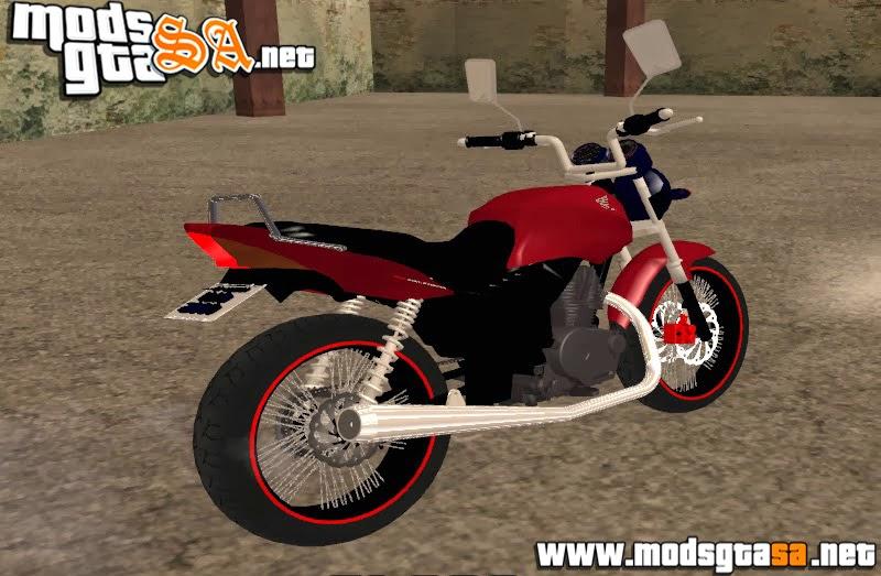SA - Honda Fan 150 Edit