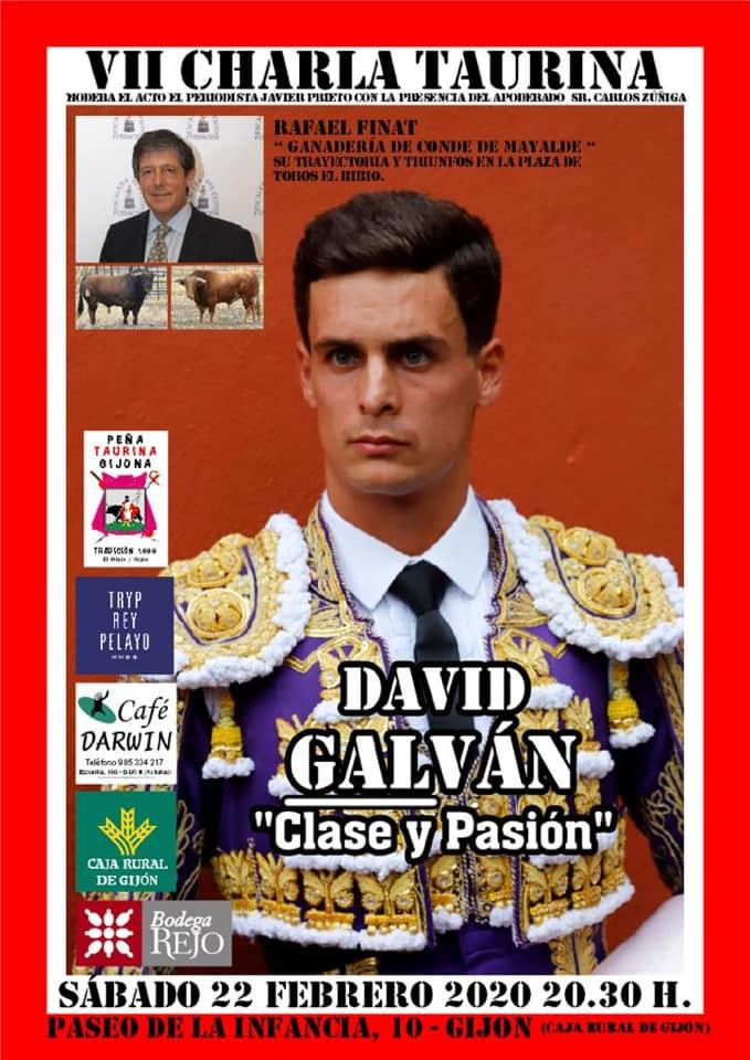 VII CHARLA DAVID GALVAN