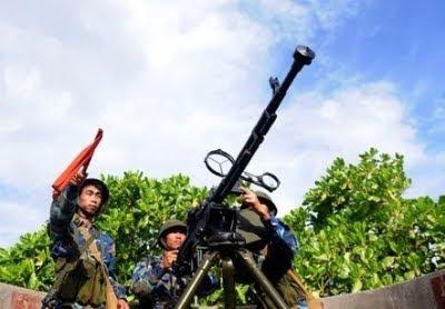 Vietnam air defense lives fire in the Spratlys