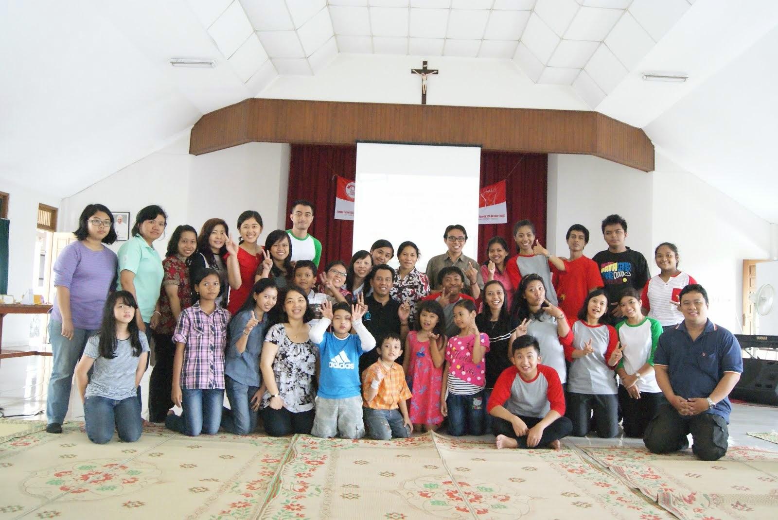 Bersama Pendamping PIA Purbalingga 16 November 2014
