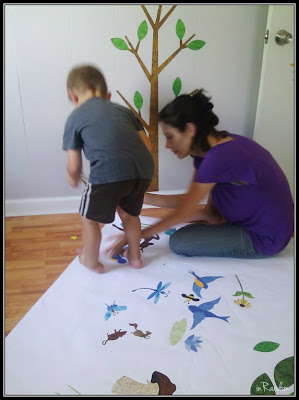 wall stickers for families