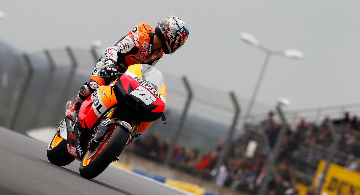 Pedrosa Pole Position, Hasil Kualifikasi MotoGP France 2012
