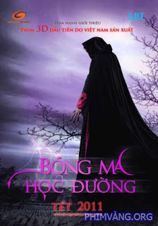 Phim Bng Ma Hc ng - Bong Ma Hoc Duong